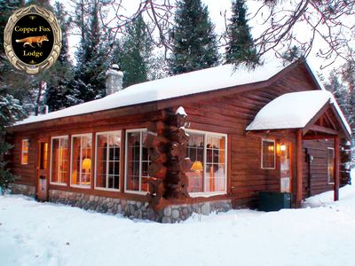 Photo for Copper Fox Lodge - MAGICAL!! - Romantic Getaway