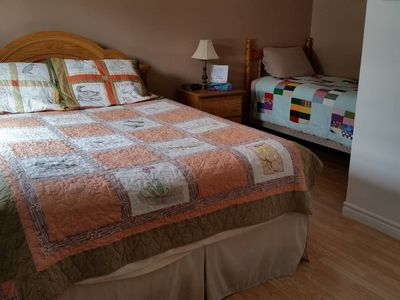 Photo for Located 12 km from Deer Lake Airport Thickwood is prime location to explore Newfoundland - Room 3