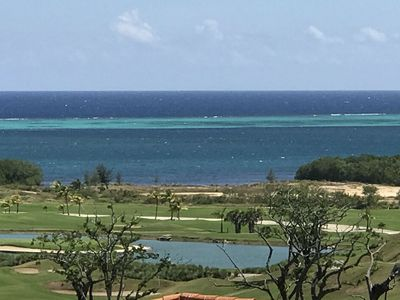 Photo for Luxury Villa 2 Bed 2.5 Bath With Amazing View To The Caribbean Sea