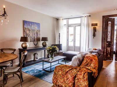 Photo for 2BR Family AWAY w / Balcony near City Park - VONDEL PARK
