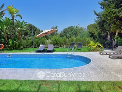 Photo for Huge Villa in the Heart of Coral Bay Paphos,100m to Beach Large Pool -Sleeps 15