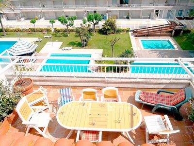 Photo for illa mar d'or 217 - Apartment for 7 people in Estartit