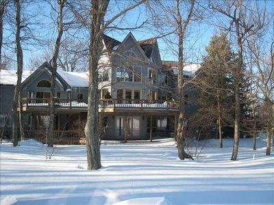 Photo for Luxurious 6 Bedroom Mountain House on Wintergreen Golf Course