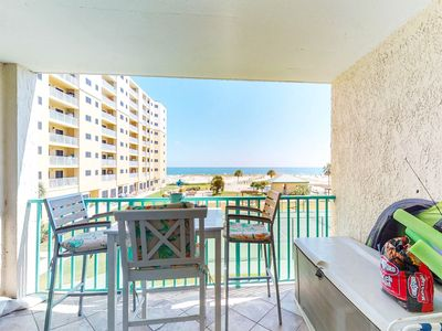 Photo for NEW LISTING! Waterfront condo w/ shared pool & hot tub - walk to dining & beach