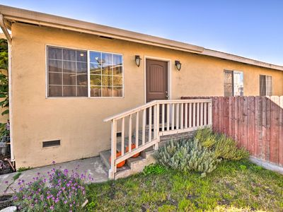Photo for Castroville Home w/Deck By Moss Landing Beach
