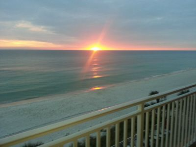 Photo for PCB Gulf Front (Sleeps 6)  **2nd Floor/Free Beach Chairs**