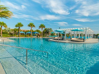 Photo for Comfortable & Beautiful Home- Amazing Location w/ Resort, Pool, Games