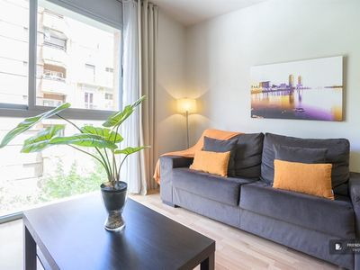 Photo for Friendly Rentals The Living Eixample I apartment in Barcelona