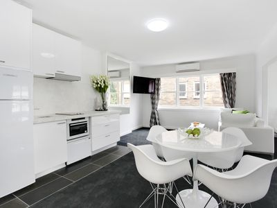 Photo for EXTRA Large fully furnished studio Apt 9/35 Darling St,South Yarra