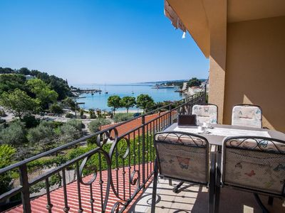 Photo for Modern and comfortable apartment in Krk, Island Krk, Croatia for 3 persons