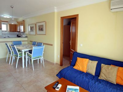 Photo for Apartment Residencial La Cala in Benidorm - 6 persons, 3 bedrooms