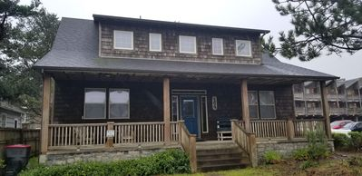 Photo for Whispering Dunes - 5 bedroom home in the heart of the village of Cannon Beach