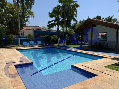 Photo for ACCOMMODATING BEACH HOUSE WITH SWIMMING POOL AND LEISURE