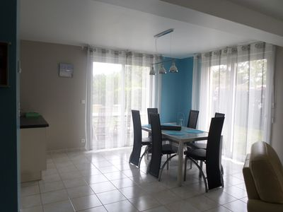 Photo for New house in a quiet dead end in its located 1km from the beach of Port Manech