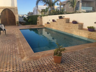 Photo for Beach side Cosy 3 bedrooms Pool Villa N1050