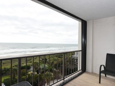 Photo for Station One - 5I Farrior-Oceanfront condo with community pool, tennis, beach