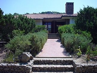 Villa 350 Meters to the Med, Set In Two Acres Of Greenery, Fully Equipped