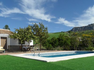 Photo for Cottage with in Andalusia with Swimming Pool
