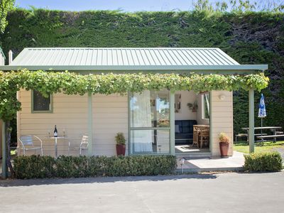 Photo for Palm Tree Cottage  in Rural Havelock North