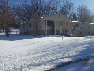 Photo for Spacious home 20 minutes south of Super Bowl
