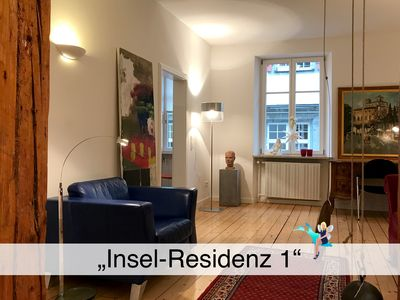 Photo for Newly renovated old town mansion, Lindau Island, generous and stylish
