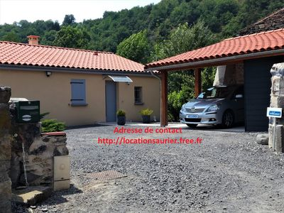 Photo for Independent country house, in the mountains in Auvergne