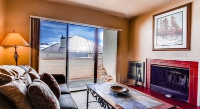 Photo for Ski-in/Ski-Out Crested Butte Condo with Fireplace | Hot Tub Access