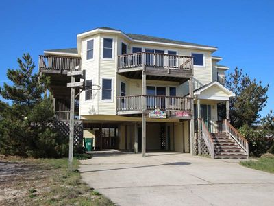 Photo for #OH14: OCEANVIEW Home in Corolla w/HtdPool & HotTub, DogFriendly