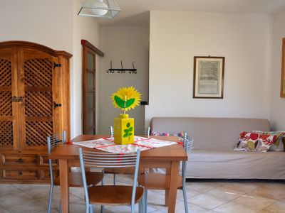 Photo for Paulownia: delightful apartment with swimming pool