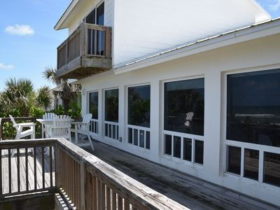 Photo for Beach Front Oasis in New Smyrna!