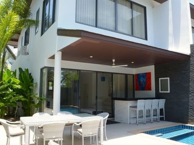 Photo for 3 Bedroom Villa White with private pool
