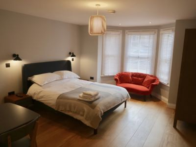 Photo for REFURBISHED! Townhouse studio apartment