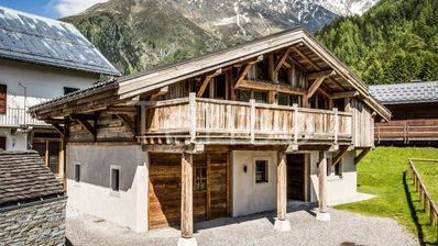 Photo for Chalet Grand Cerf -  Le Lavancher - Stunning 3 bedroom close to the Grands-Montets ski area