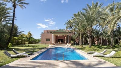 Photo for 4BR House Vacation Rental in Marrakech Palmeraie, Marrakech