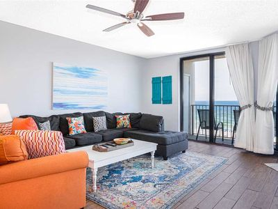 Photo for Phoenix X 604: 3 BR / 2 BA condo in Orange Beach, Sleeps 12