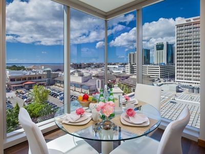 Photo for Elegant 2 Bedroom / 2 Bath At One Ala Moana