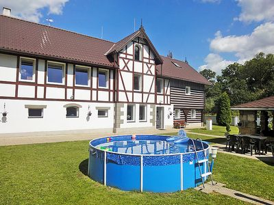 Photo for Vacation home Sezimky  in Sezimky, Liberec Region Jizera Mnts. - 12 persons, 5 bedrooms