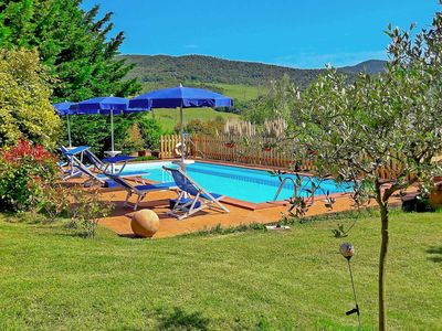 Photo for Well-located villa with great surroundings, a pool, table tennis and Wi-Fi