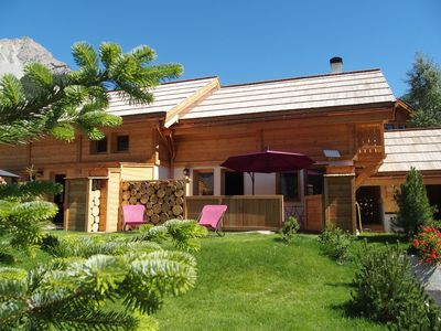 """Photo for Authentic Chalet in larch 2016, the """"Bellety"""" invites you to serenity dan"""