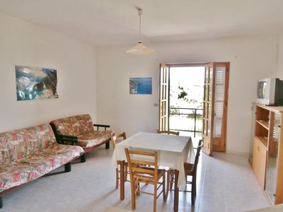 Photo for Large and bright apartment in Tortolì