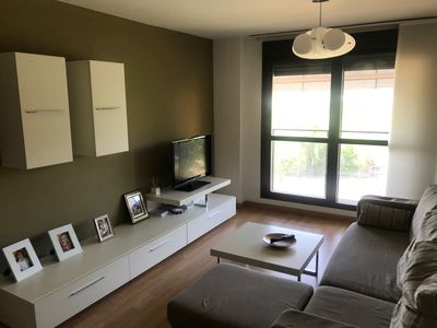 Photo for Entire apartment with stunning views in Estella