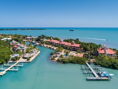 Photo for Condo With Great Views at Sunset Pointe In Placencia Village (sleeps 6)