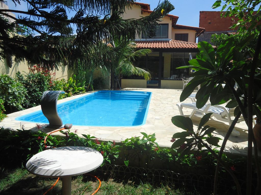 Nice House 4 Bedrooms Swimming Pool Homeaway Arraial Do Cabo