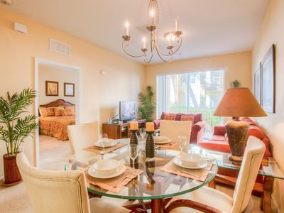 Photo for Quiet, relaxing, pet-friendly condo on the first floor awaits!