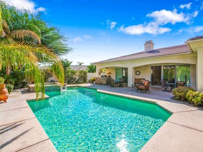 Photo for Diamond of the Desert! Stunning Home with Private Pool, Spa, & Casita. Lighted tennis!