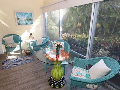 Photo for Attractive, Ground Level, One Bedroom Condo on Middle Gulf Drive! Spanish Cay F3