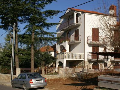 Photo for Studio appartment in Sveti Filip i Jakov (Biograd) capacity 2+3