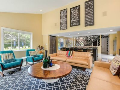 Photo for Meticulous Curated Mid Century Modern, Designer House