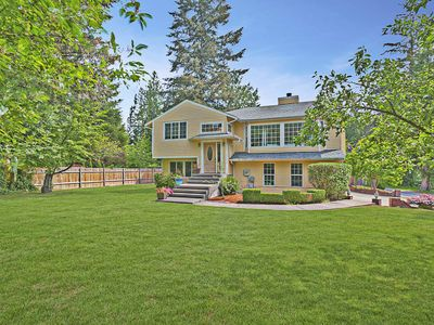 Photo for NEW! Peaceful, Renovated Everett Home w/ Hot Tub!