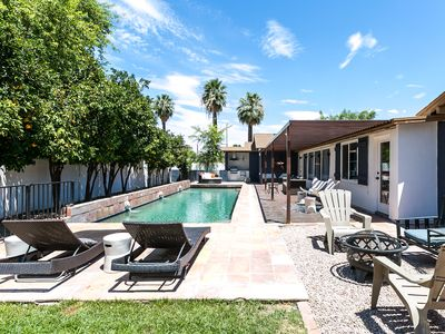 Photo for Spanish-style Retreat in Historic Willow